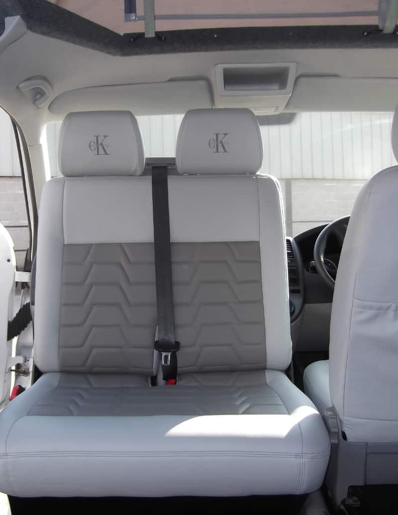 Volkswagen (VW) T5 front seats