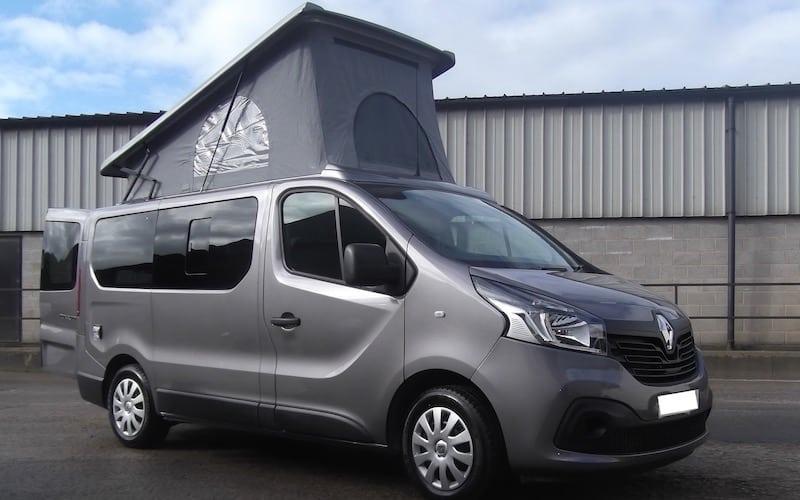 Vauxhall Vivaro / Renault Trafic / Nissan Primasta Conversions
